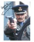 Simon Williams (Upstairs, Downstairs) - Genuine Signed Autograph 8187